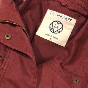 LA Hearts Jacket